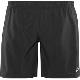 "asics 7"" Shorts Mujer, performance black"